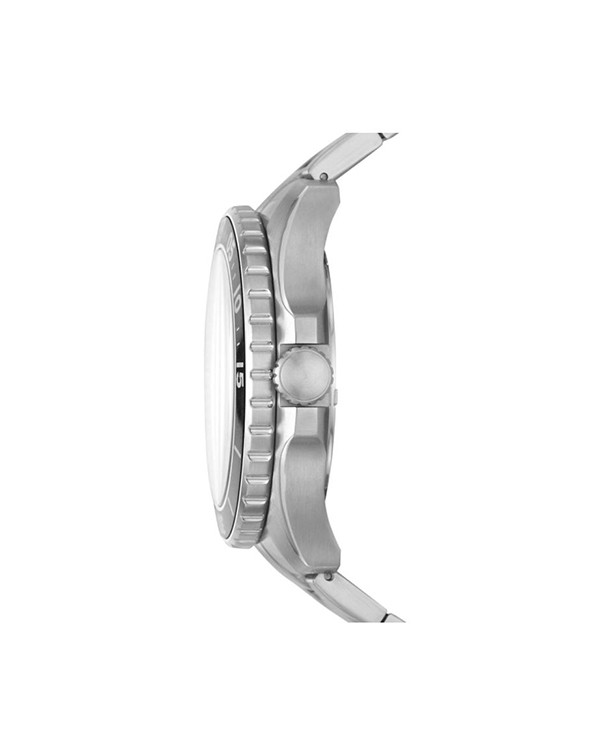 Fossil Fb-02 with Stainless Steel Bracelet Analog Men's Watch