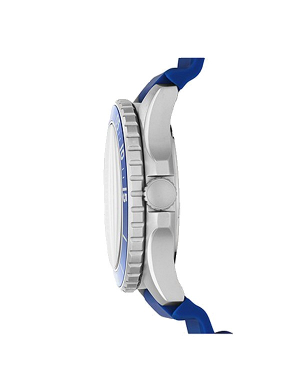 Fossil FB-02 with Navy Silicone Strap Men's Watch