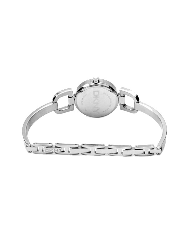 Dkny NY8540 with White Dial & Stainless Steel Bracelet